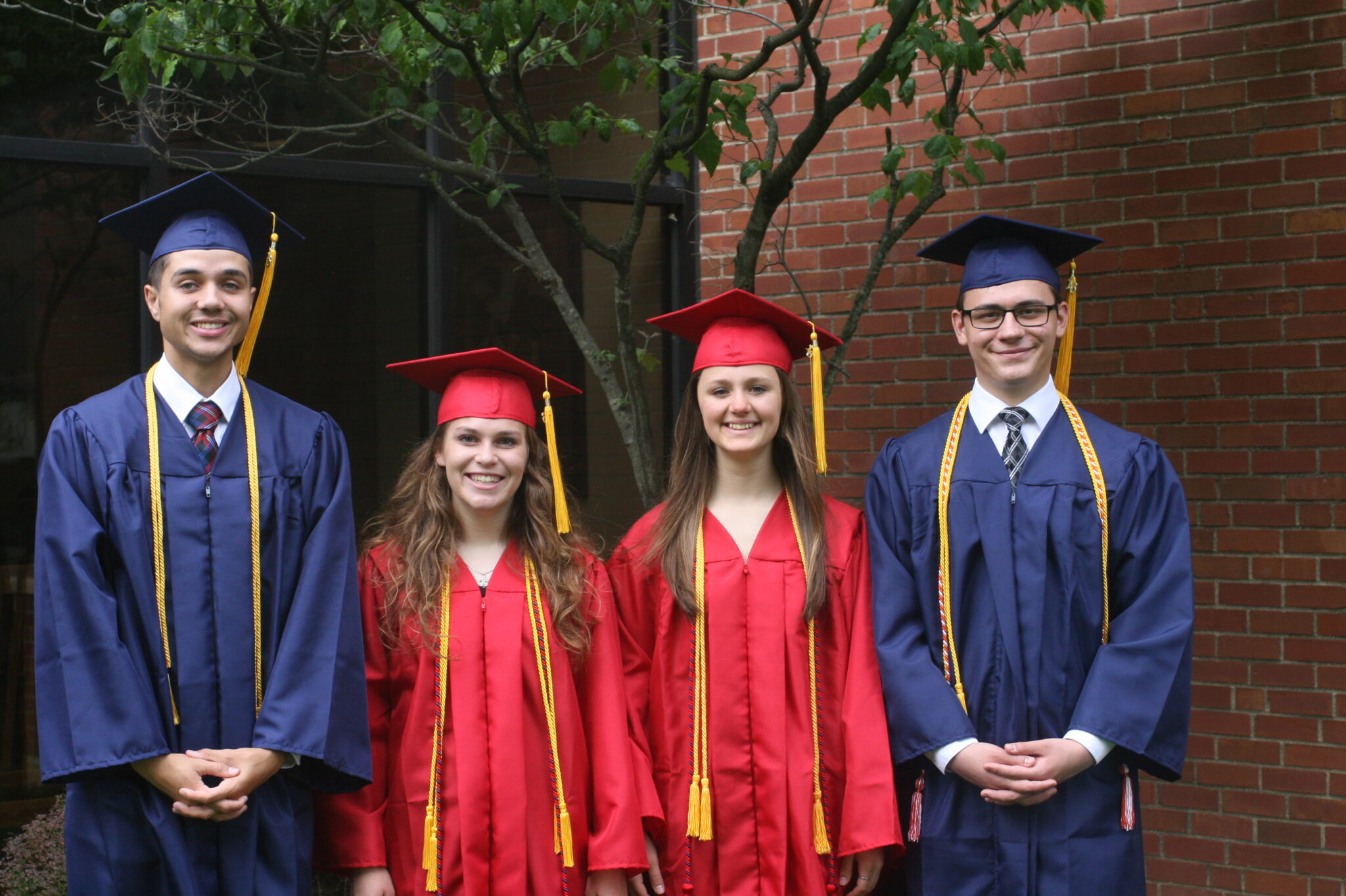 Congratulations Valedictorians And Salutatorian Of The Class Of 2016 Bishop Hartley High School As revealed in best friend.worst nightmare. bishop hartley