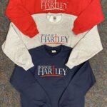 Hartley crewneck sweatshirt