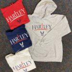 Hartley pullover sweatshirt