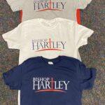 Hartley short sleeve t-shirt