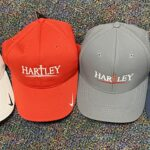 Hartley fitted ball caps
