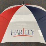 Hartley golf umbrella