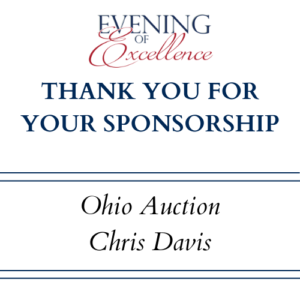 E OF E SPONSORSHIP Ohio Auction