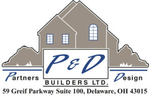 p&d builders with address